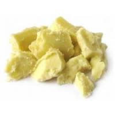 Beurre de karité cru