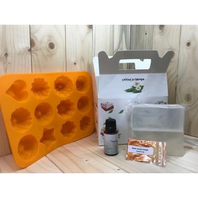 Boite fabrication de cosmétiques - Savons