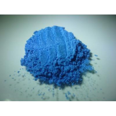 Mica bleu