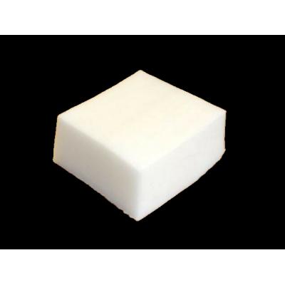 Base de savon blanche sans détergent