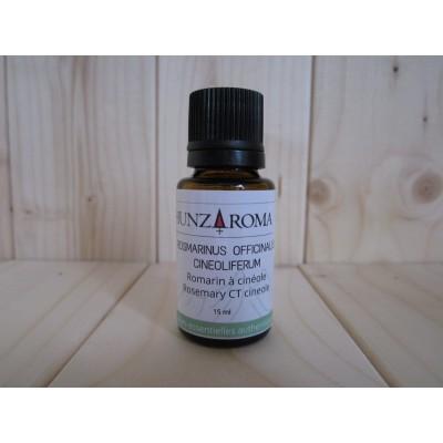 Huile essentielle de Romarin à cinéole 15 ml